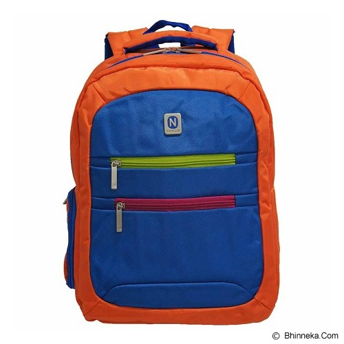 NAVY CLUB Ransel Laptop [3261] - Orange - Notebook Backpack