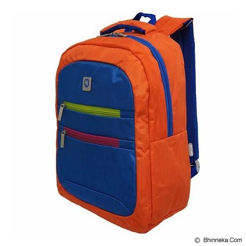 NAVY CLUB Ransel Laptop [3261] - Orange - Notebook Backpack