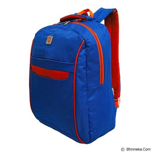 NAVY CLUB Ransel Laptop [3262] - Blue - Notebook Backpack