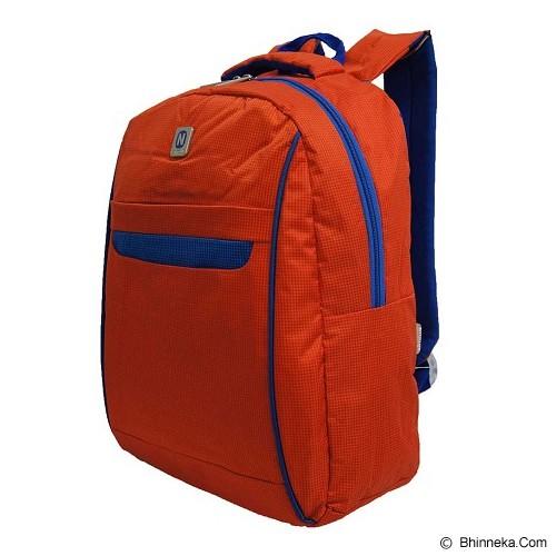 NAVY CLUB Ransel Laptop [3262] - Orange - Notebook Backpack