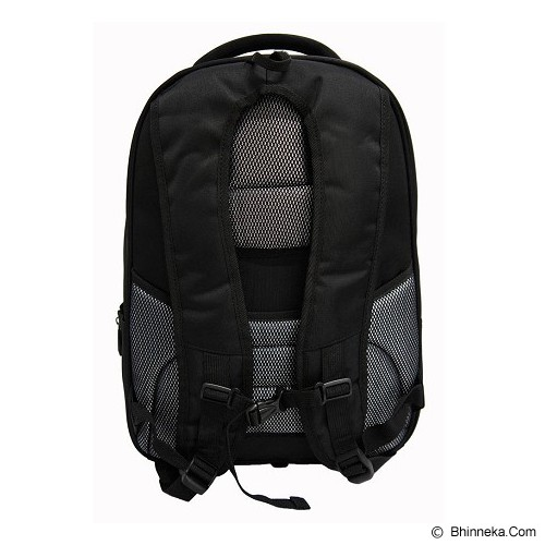 NAVY CLUB Ransel Laptop [5817] - Black - Notebook Backpack