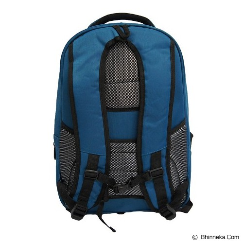 NAVY CLUB Ransel Laptop [5819] - Blue - Notebook Backpack