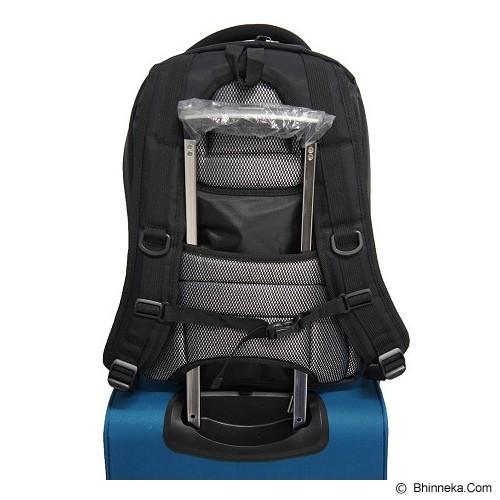NAVY CLUB Ransel Laptop [5828] - Black - Notebook Backpack