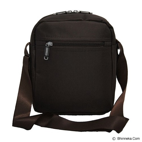 NAVY CLUB Shoulder Bag [8150] - Coffee - Notebook Shoulder / Sling Bag
