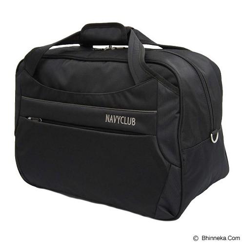 NAVY CLUB Travel Bag [2029] - Black - Travel Bag