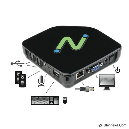NCOMPUTING L300 - Thin Client / Pc Station