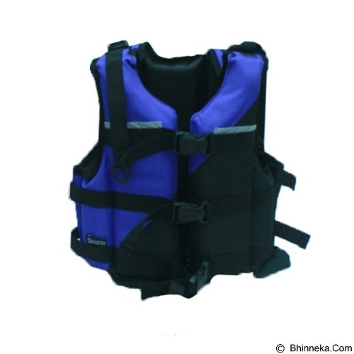 NEARMOUNT GEAR Life Jacket Pelampung Kids - Blue (Merchant) - Aksesoris Renang
