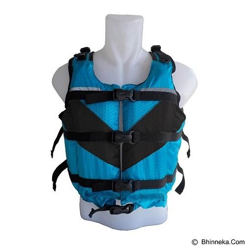NEARMOUNT GEAR Life Jacket Pelampung Oceanes - Blue (Merchant) - Aksesoris Renang
