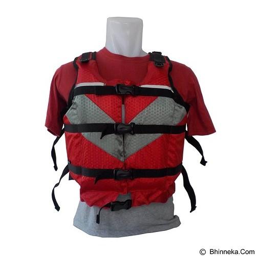 NEARMOUNT GEAR Life Jacket Pelampung Oceanes - Red (Merchant) - Aksesoris Renang