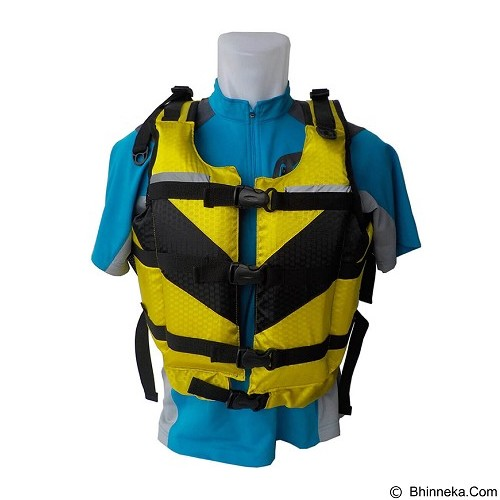 NEARMOUNT GEAR Life Jacket Pelampung Oceanes - Yellow (Merchant) - Aksesoris Renang