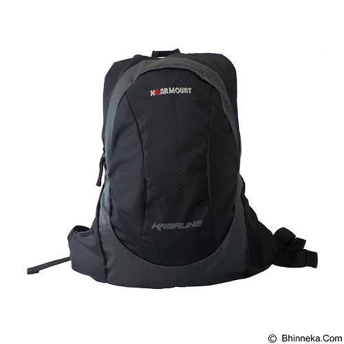 NEARMOUNT GEAR Tas Minidaypack Kamaune - Hitam (Merchant) - Tas Carrier/Rucksack