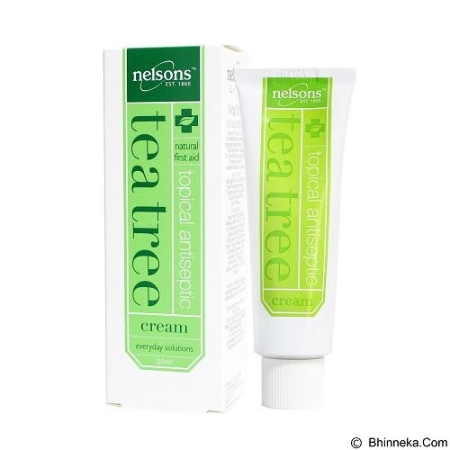 NELSONS Tea Tree Cream (Merchant) - Obat Luka Luar