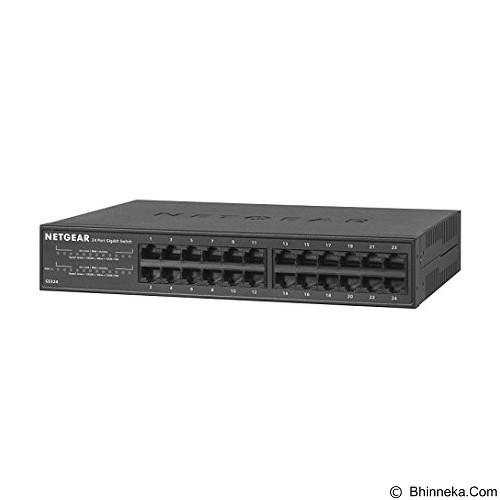 NETGEAR Switch GS324 [GS324-100EUS] - Switch Unmanaged