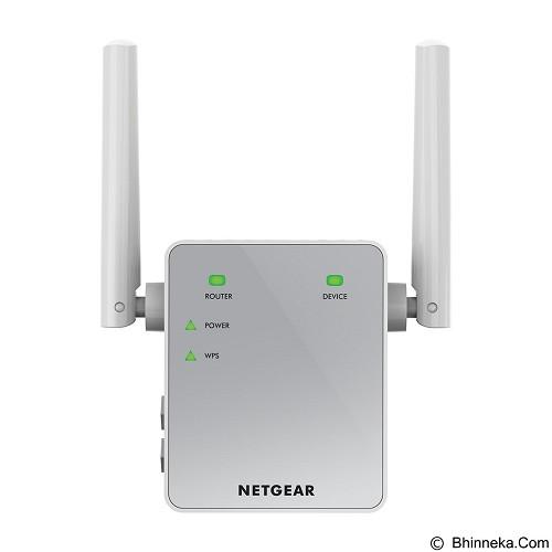 NETGEAR AC750 Wifi Range Extender (EX3700) - Range Extender