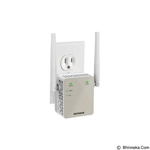 NETGEAR AC1200 Wifi Range Extender (EX6120) - Range Extender