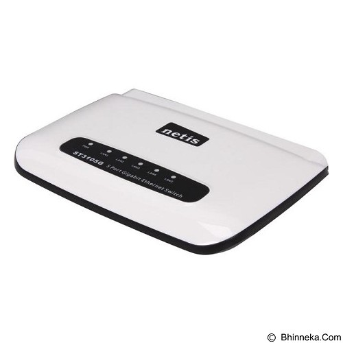 NETIS Switch Unmanaged [ST3105G] - Switch Unmanaged