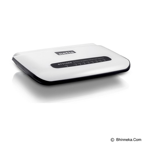 NETIS Switch Unmanaged [ST3108G] - Switch Unmanaged