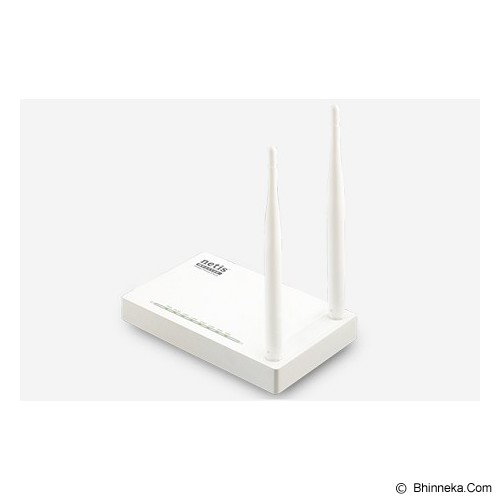 NETIS Wireless N Router [WF2419E] - Router Consumer Wireless