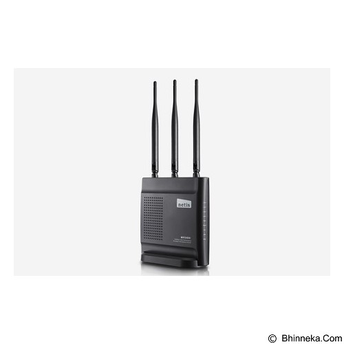NETIS Wireless N Router [WF2409D] - Router Consumer Wireless