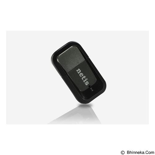 NETIS Wireless N USB Adapter 300Mbps [WF2123] - Network Card Wireless