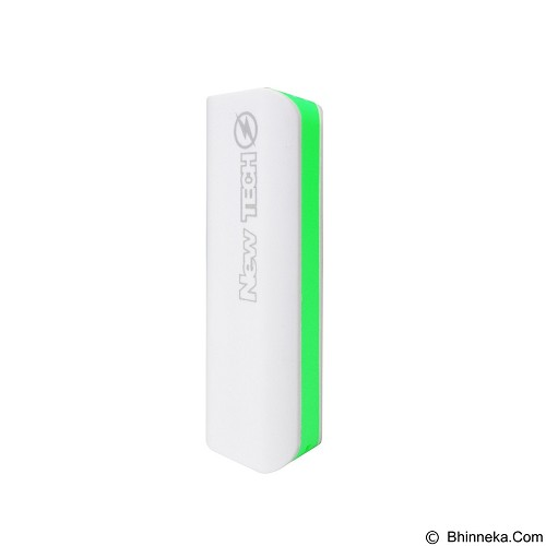 NEWTECH Mini Power Bank 5000mAh [NT5] - Green - Portable Charger / Power Bank