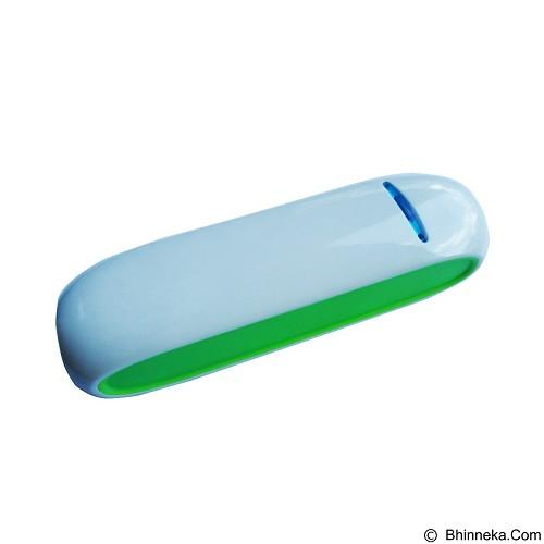 NEWTECH Power Bank Capsule 5800mAh - Green (Merchant) - Portable Charger / Power Bank