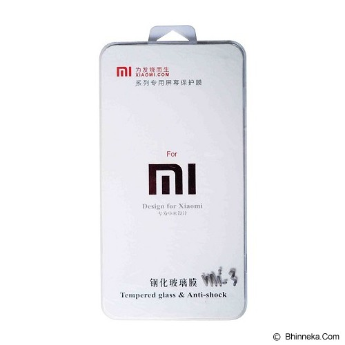 NEWTECH Tempered Glass for Xiaomi Mi3 - Screen Protector Handphone