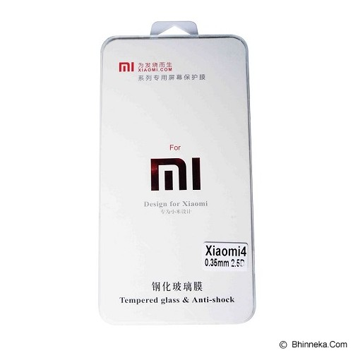 NEWTECH Tempered Glass for Xiaomi Mi4 - Screen Protector Handphone