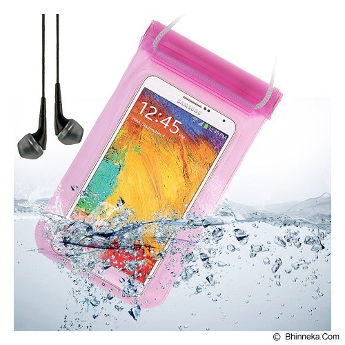NEWTECH Universal WaterProof Phone Case Pouch - Plastik Handphone / Waterproof