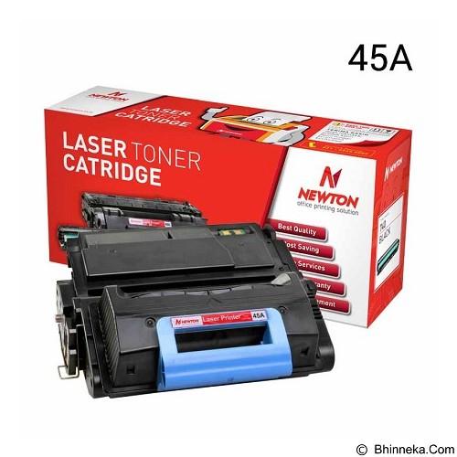 NEWTON Black Toner 45A (Merchant) - Toner Printer Refill