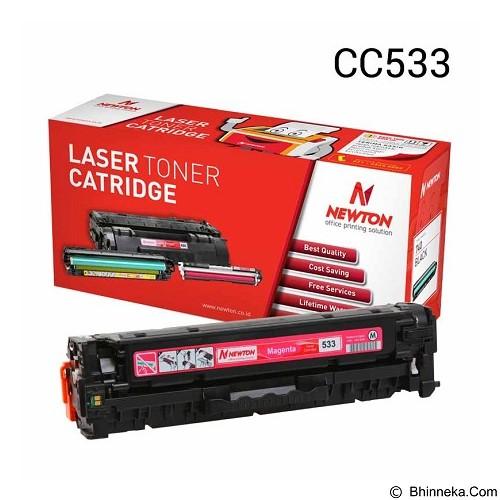 NEWTON Magenta Toner CC533A (Merchant) - Toner Printer Refill