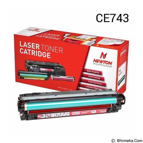 NEWTON Magenta Toner CE743A (Merchant) - Toner Printer Refill