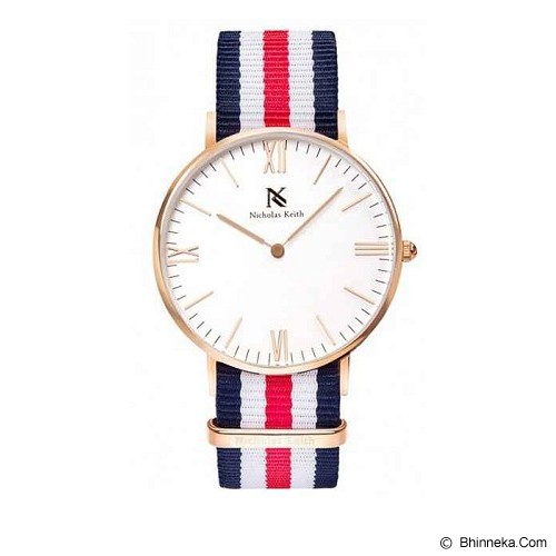 NICHOLAS KEITH Carlton 40MM [NK7105] - Jam Tangan Wanita Fashion