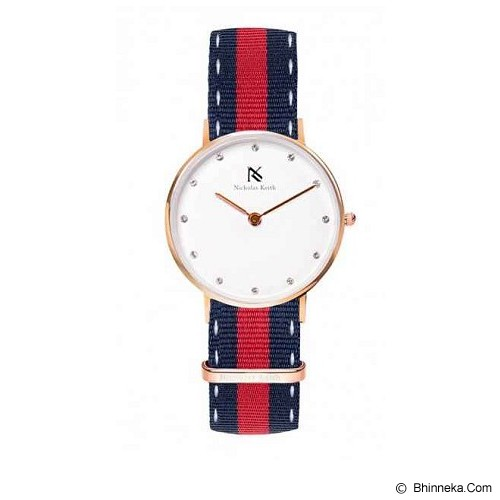 NICHOLAS KEITH Monaco 28MM [NK1104] - Jam Tangan Wanita Fashion