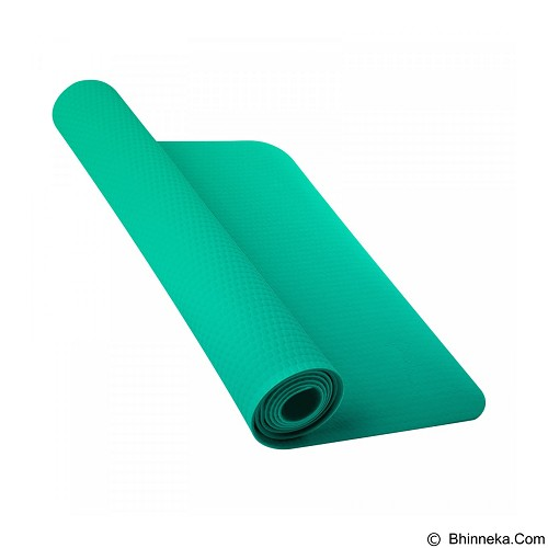 NIKE Fundamental Yoga Mat 3mm [N.YE.02.308.OS] - Hyper Turq - Other Exercise