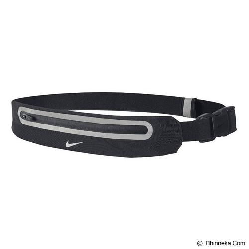 NIKE Lean Waistpack [N.RL.46.022.OS] - Black Black - Tas Pinggang/Travel Waist Bag