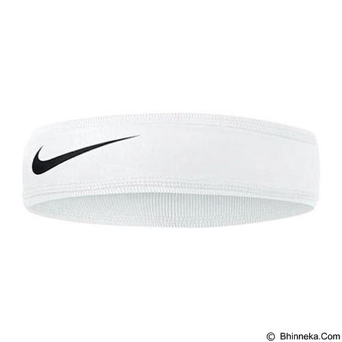 NIKE Speed Performance Headband [N.NN.22.101.OS] - White Black - Pelindung Kepala