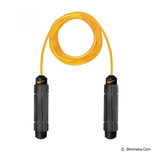NIKE Speed Rope 2.0 [N.ER.10.096.NS] - Grey Black BrightCitrus - Other Exercise