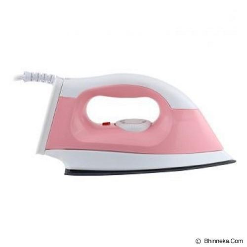 NIKO Dry Iron [NK999S] - Pink - Setrika Listrik