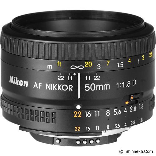 Jual NIKON AF 50mm f 1.8D  039fecada0