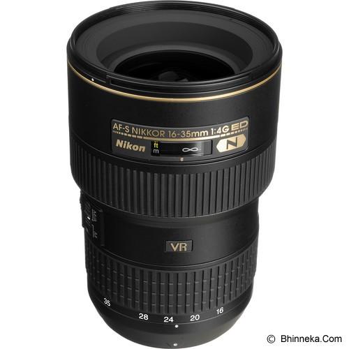 NIKON AF-S 16-35mm f/4G ED VR - Camera Slr Lens