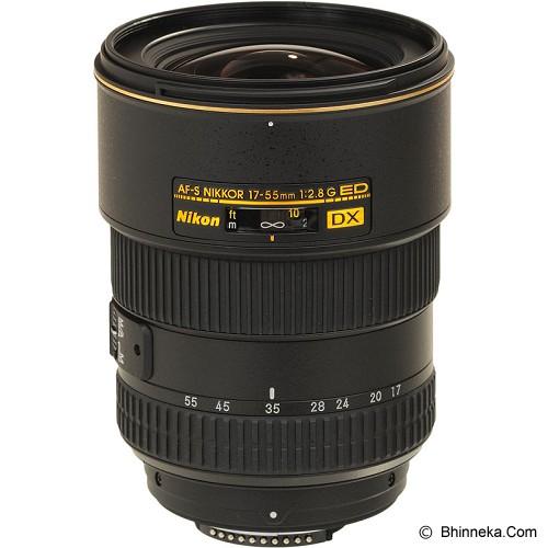 NIKON AF-S DX 17-55mm f/2.8G IF ED - Camera Slr Lens