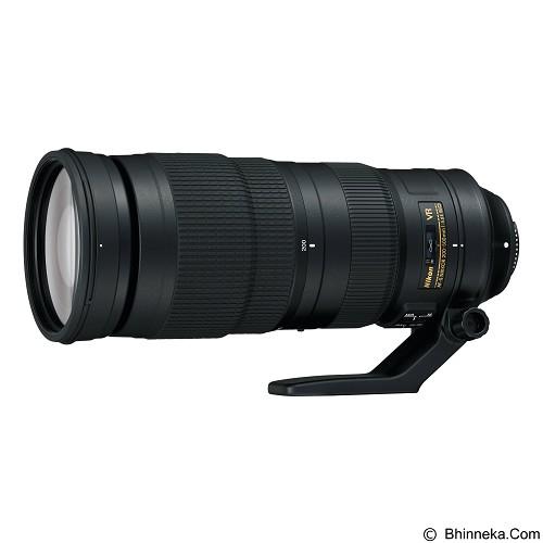 NIKON AF-S NIKKOR 200-500mm f/5.6E ED VR Lens - Camera SLR Lens