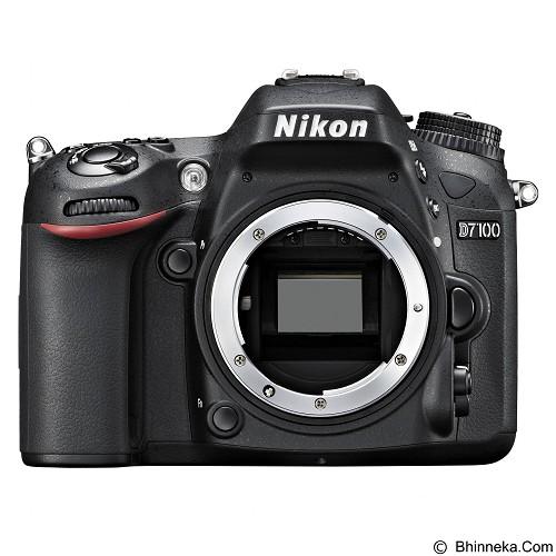 NIKON Camera DSLR D7100 Body (Merchant) - Camera Slr