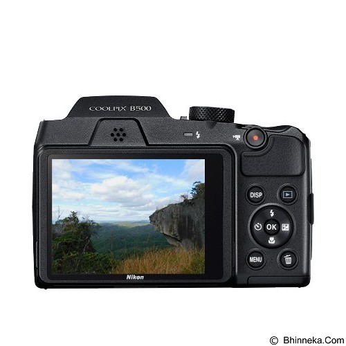 NIKON Coolpix B500 - Black (Merchant) - Camera Prosumer