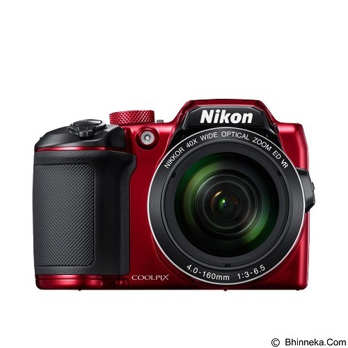 NIKON Coolpix B500 - Red (Merchant) - Camera Prosumer