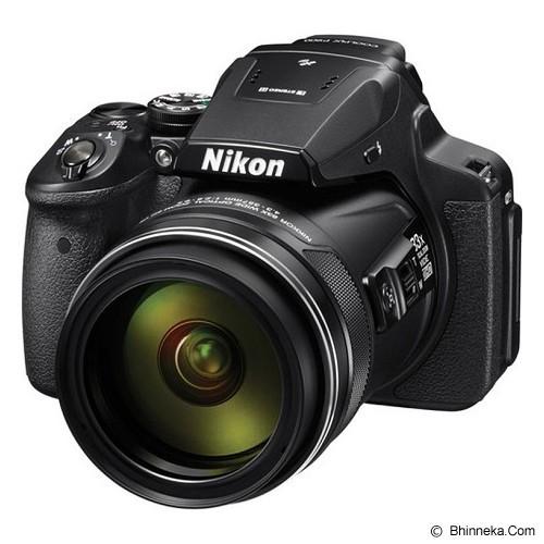 NIKON Digital Camera Coolpix P900 - Black (Merchant) - Camera Prosumer