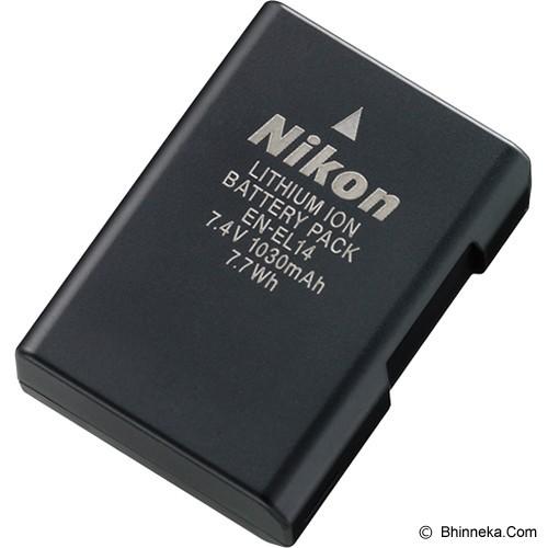 NIKON EN-EL14 - On Camera Battery