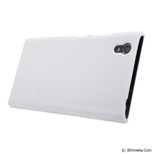 NILLKIN Frosted Hard Case Lenovo P70 - White - Casing Handphone / Case
