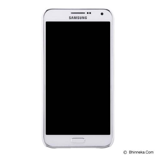 NILLKIN Frosted Hard Case Samsung Galaxy J1 - White - Casing Handphone / Case
